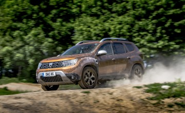 Diesel 4x4 for new Dacia Duster